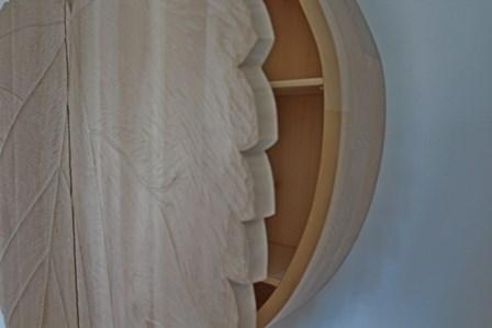 Omarica iz lipovega lesa