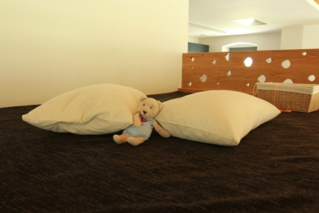 Vzglavnik za boljše spanje
